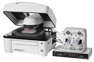Lionheart FX Automated Live Cell Imager from BioTek